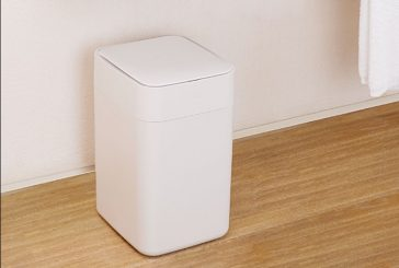 Умное мусорное ведро от Xiaomi пополнило линейку Smart-Home