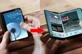 Huawei и Samsung планируют выпустить смартфон с гибким экраном