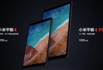 Mi Pad 4 Plus с 10.1 дисплеем поступил в продажу