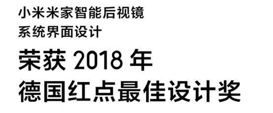 Xiaomi Mirror DVR
