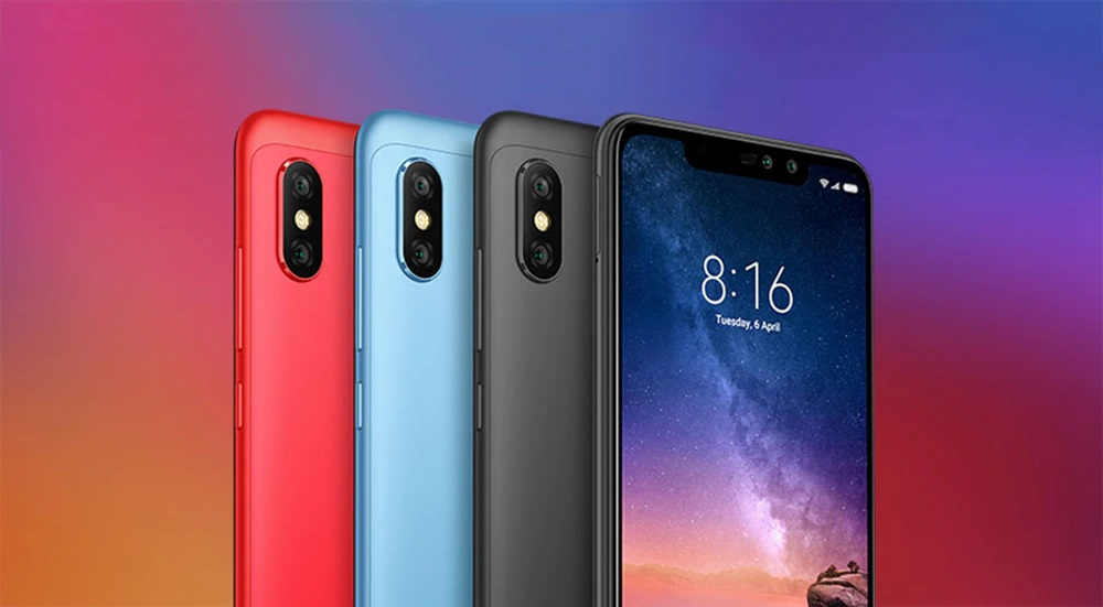 Xiaomi Note 6 Pro Global