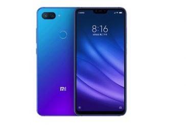 Xiaomi Mi 8 Lite— 209.99$