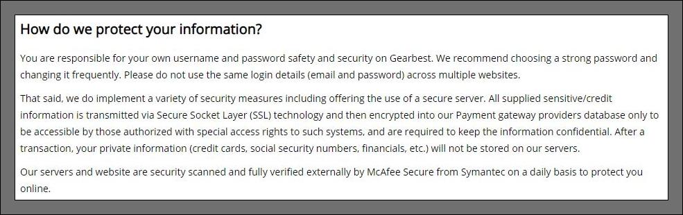 gearbest hacked