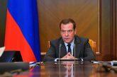 РФ: Медведев поддержал снижение порога беспошлинного ввоза до €20