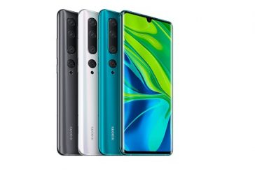 Xiaomi Mi Note 10— 405$